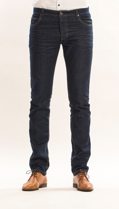 Classic straight Skinny Long Jeans