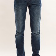 Tapered Skinny Long Jeans