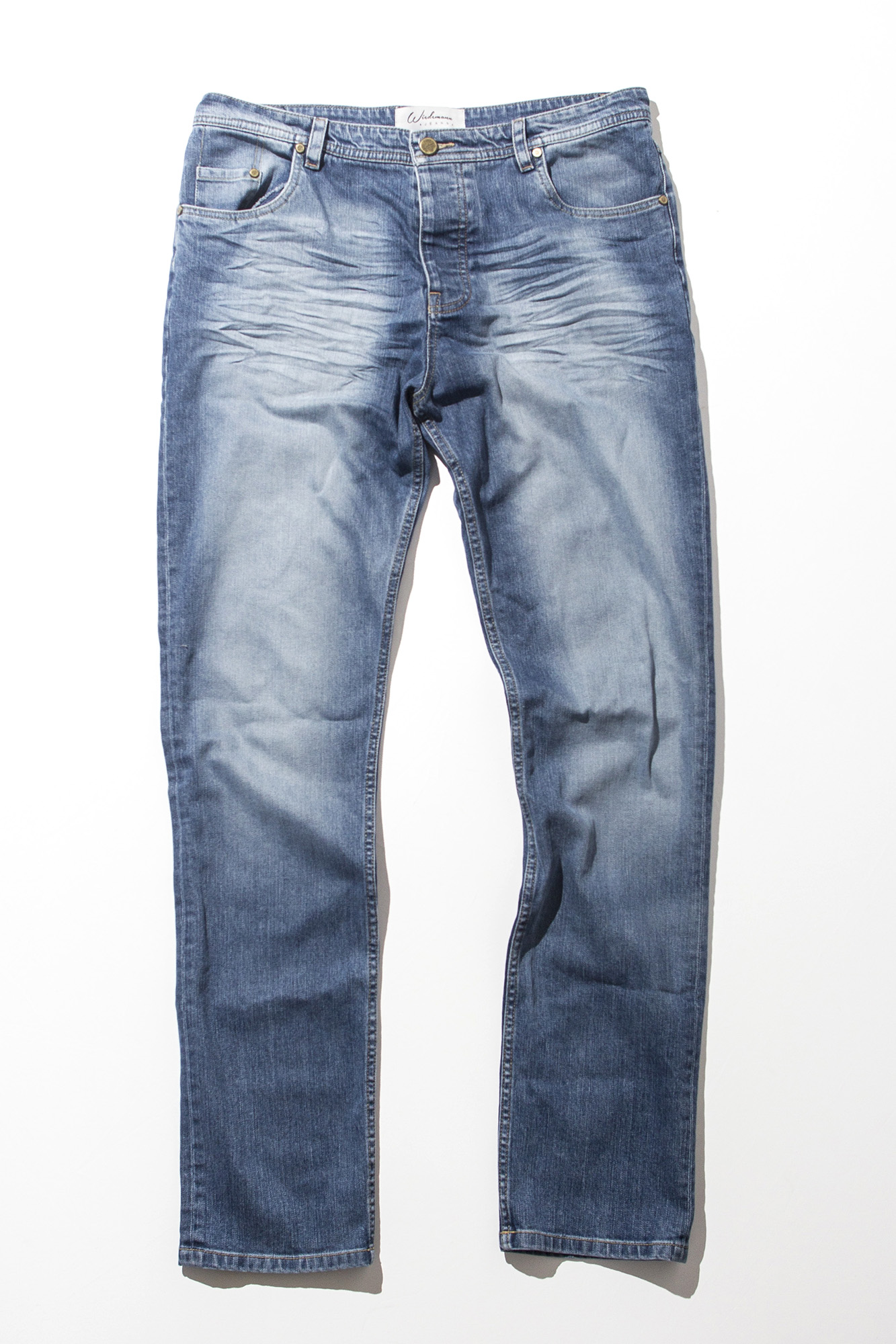 Classic tapered jeans - Wiedemann Jeans Official websiteWiedemann ...